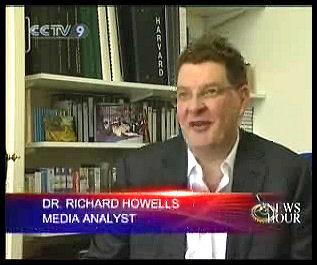 Howells on CCTV
