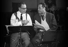 Goodman and Ellington