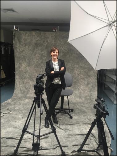 Joanne studio shoot 2017